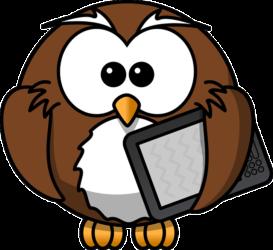 owltab ® Tablethalter fürs Bett