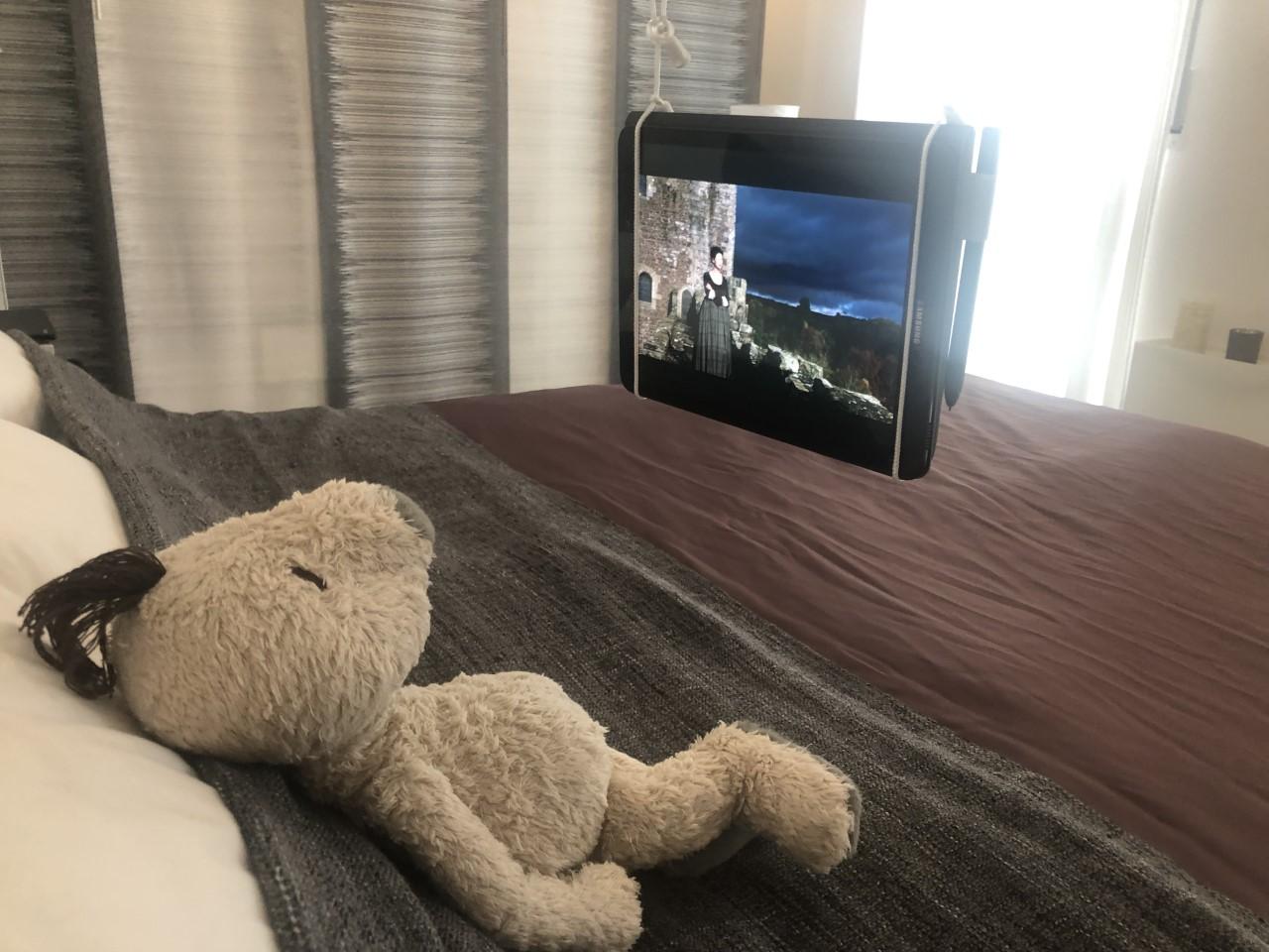iPad und Tablet Halter für Bett und Sofa